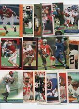 ALABAMA CRIMSON TIDE 50 CARD FOOTBALL LOT HAND, JONES, MOHR RICHARDSON DIXON...