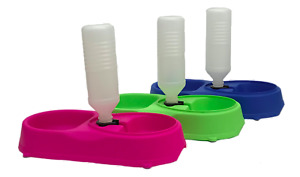 **SALE** AA Travel Dog Bowl With Water Bottle, 2 in1, Water Refill- FREE P&P