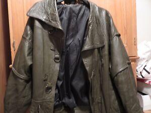 Men's Vintage Leather Jacket