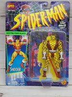 Spider-Man Animated Series Shocker 1994 Action Figure Complete