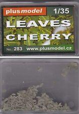 PLUSMODEL PLUS MODEL 283 - LEAVES CHERRY - 1/35 RESIN