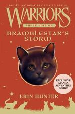 Warriors Super Edition: Bramblestar's Storm by Erin Hunter (hardcover)