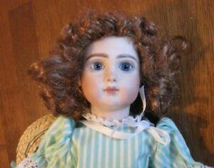 "Bisque 14"" Doll by Carol Vincent"