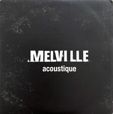 Melville CD Single Acoustique - Promo - Europe (VG+/M)