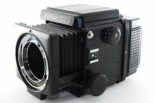 MAMIYA RZ67 Pro film Camera Body w/120 Film Back From JAPAN [EXCELLENT]