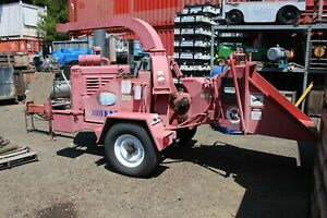 1999 Morbark 2090-D Lightning Wood Chipper