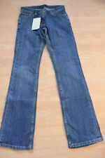 BODEN  med blue denim bootcut  jeans size 10L  NEW  WC038. low rise