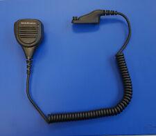 Lautsprechermikrofon für Motorola Funkergeräte MTP830S/FUG/ MTP850 FUG / MTP850S