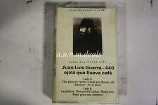 Juan Luis Guerra - 440 Ojala Que Llueva Cafè,  Audio Cassette