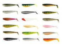 Various Colors Fox Rage Pro Shad Natural Classics II 23cm 56g Soft Plastics