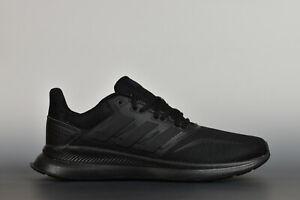 ADIDAS Runfalcon Herrenschuhe Sportschuhe Turnschuhe Sneaker Schwarz G28970 NEU