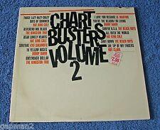 Chart Busters 1963 Capitol 33 RPM LP Beach Boys Bob Darin Kingston Trio Sakamoto