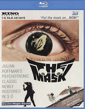 The Mask (Blu-ray Disc, 2015, 3D)
