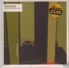 (L193) Gomez, Rhythm & Blues Alibi - used CD
