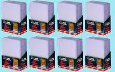 200 Ultra Pro 3x4 REGULAR TOPLOADERS NEW Standard Size Trading Card Sleeve Rigid