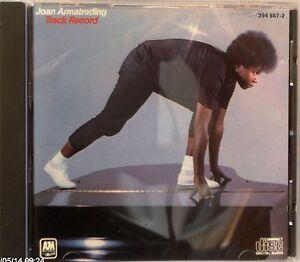 Joan Armatrading - Track Record (Greatest Hits)  (CD 1984) AM+ Master Series