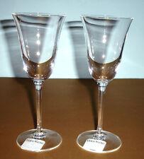 Vera Wang Wedgwood Classic SET/2 Wine Glass Crystal 8oz Made in Germany New