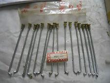 Kawasaki H2 Rear Inner Spokes 41027-043 NOS