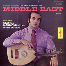 George Mgrdichian, G - Now Sounds of the Middle East [New CD]