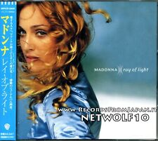 Madonna - Ray of light - CD - Japan Press with OBI - Sealed - WPCR-2000