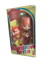 rainbow brite doll Red Butler (German)