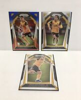 Wolves 2020-21 Panini Prizm Premier League Soccer Lot: Fabio Silva Card #141 + 2