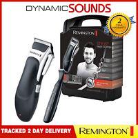 Remington HC366 Cord/Cordless Rechargeable Hair Clipper Detail Trimmer Shaver
