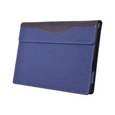 "For Lenovo Yoga C740 14""Washable Detachable Luxury PU Leather Laptop Case Cover"