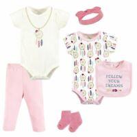 Little Treasure Clothing Set, 6-Pieces, Dream Catcher
