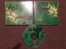 ALASTIS ...and Death Smiled CD OOP/RARE 1st Pr Adipocere 1995 ExEx Samael Misery