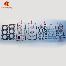 For NISSAN TEANA J31Z 2.3L VQ23DE Cylinder Head Gasket Full Set