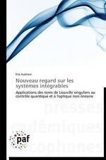Nouveau Regard Sur les Syst�mes Int�grables by Ass�mat Elie (2013, Paperback)
