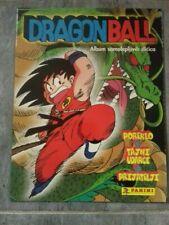 DRAGON BALL 1999. Panini Bola de Drac  Empty album with