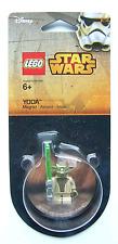 LEGO 853476 STAR WARS YODA MINI FIGURE MAGNET BRAND NEW & SEALED FROM LEGO UK