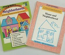 2 Neighborhoods & Homeschool Resource Book Grade K-2 Activity Reproducible