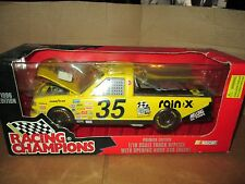 #35 Rain X-Press Bill Venturini chevy race truck racing champions 1/18 diecast