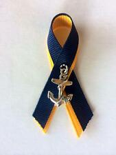 New Small PIR Ribbons -  Navy RTC Pass In Review, Military Boot Camp Graduation