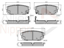 REAR BRAKE PAD SET FOR KIA SORENTO 2.4 2.5 3.3 3.5 V6 4WD ADB31288