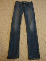 Womens jrs AMERICAN EAGLE skinny stretch jeans, 0 long