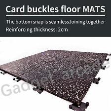 Premium EPDM Gym Rubber Floor Tile Professional Mat Fitness Equipment Exercise