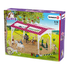 Schleich Horse Club Riding School with Riders and Horses NEW