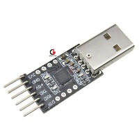 5PCS USB 2.0 to TTL UART 6Pin Adapter Module CP2102 Serial Converter STC