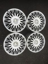 "VR VS COMMODORE ALLOY MAGS WHEELS VS CALAIS S2 SET 15"" X 6 92049205 HOLDEN"