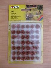 Noch - ref.07035 - Manojos de hierba verdes con flores rojas 6 mm