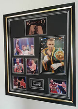 *** RARE Vitali Klitschko Signed Photo Picture Autograph Display ***
