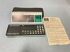 Faber-Castel TR 2 AEG Telefunken Vintage kaufmännischer Rechner mit Rechenstab.