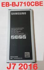 BATERIASamsung Galaxy J7 2016 SM-J710F.Modelo:EB-BJ710CBE.ORIGINAL SAMSUNG