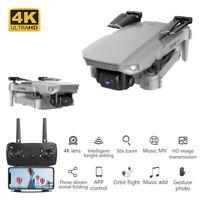 Vortex Pro 4k HD Dual Camera Drone - Foldable RC Mini Quadcopter Helicopter