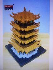 Balody Architecture, Yellow Crane Tower 4100pcs ( Building Blocks )
