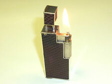 "CLAUDE ROLAND PARIS ""CARTIER"" SILVER LIFTARM LIGHTER -FEUERZEUG -1940/50 -FRANCE"
